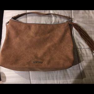 Kenneth Cole Fringe Handbag